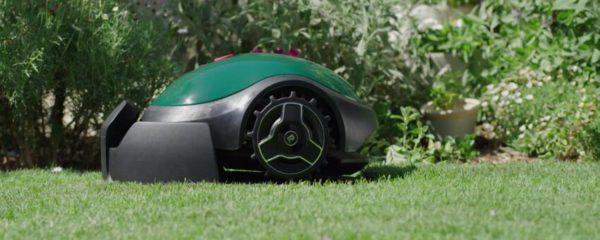 Robot koszący Robomow RX